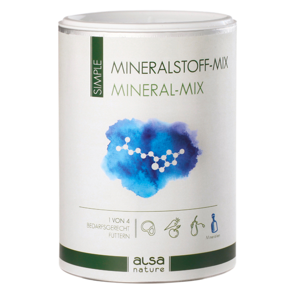 alsa-nature SIMPLE Mineralstoff-Mix