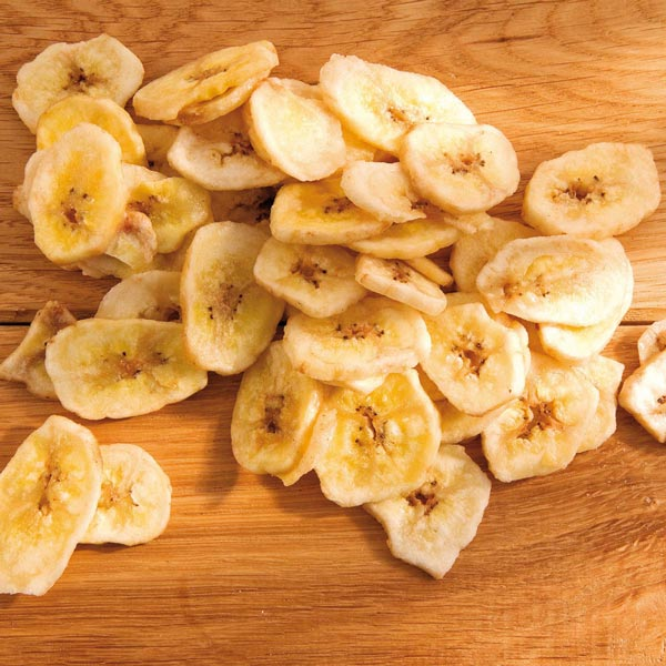 alsa-nature Bananen-Honing-Chips