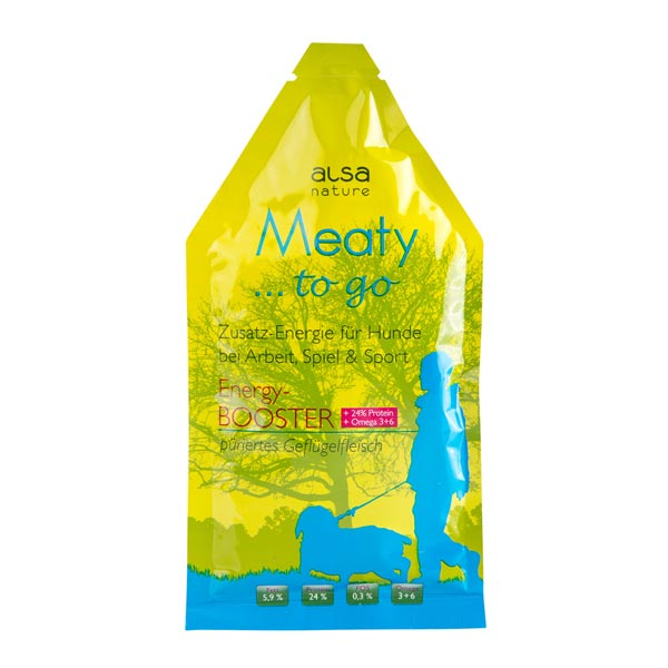 alsa-nature Meaty to go Energy-BOOSTER