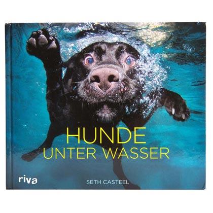 """Buch """"Hunde unter Wasser"""""""