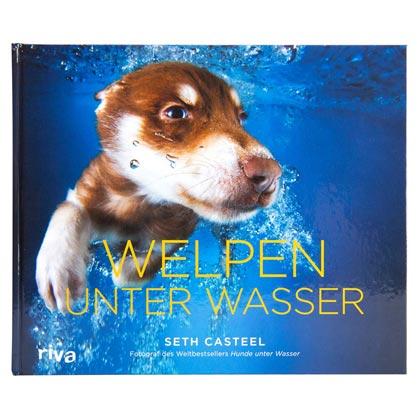 """Buch """"Welpen unter Wasser"""""""