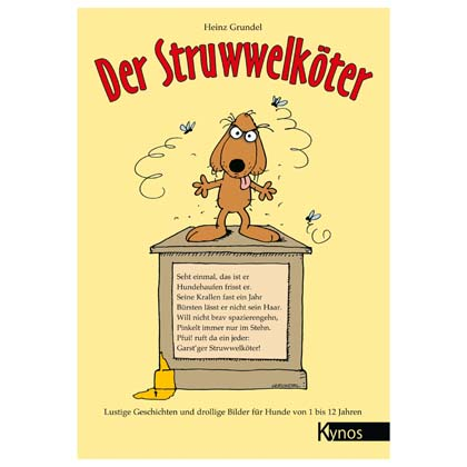 "Buch ""Der Struwwelköter"""