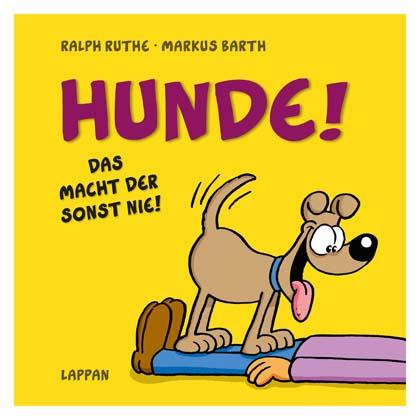 """Buch """"Hunde!"""""""