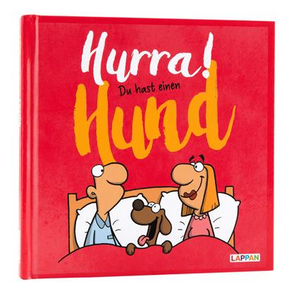 """Buch """"Hurra! Du hast einen Hund"""""""