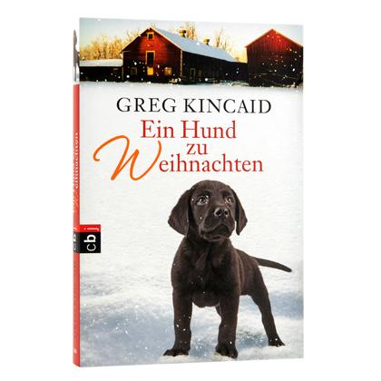 """Buch """"Ein Hund zu Weihnachten"""""""