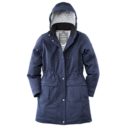 "Ariat Damen Winterparka ""Madden Waterproof Parka"""