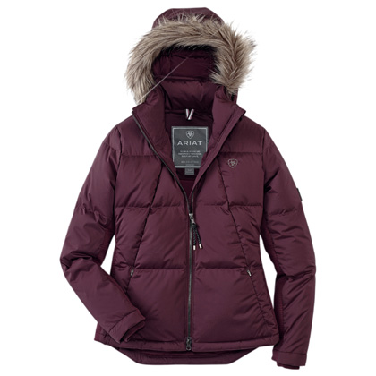 "Ariat Dames Winterjack ""Altitude Down Jacket"""