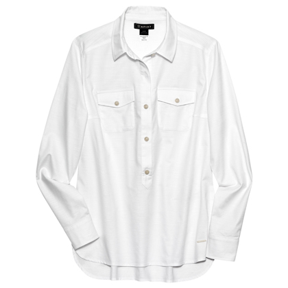 "Ariat Damesblouse ""WMS Loyola Popover Shirt"""