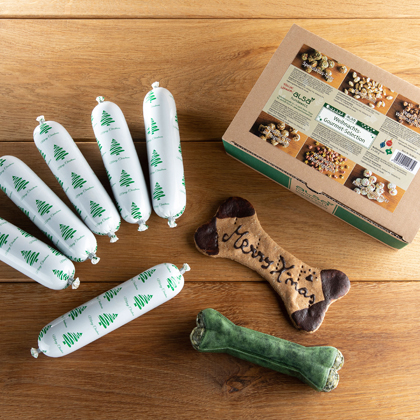 "alsa-nature kerst-snackpakket ""Special Edition"""