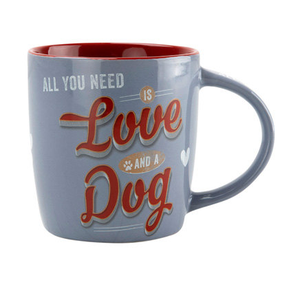 "Nostalgic Art Kaffeebecher ""Love Dog"""