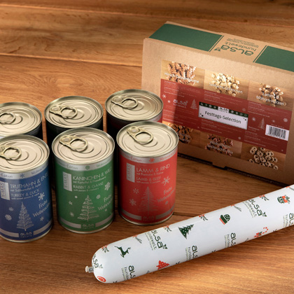alsa-nature Weihnachts-Schlemmerpaket