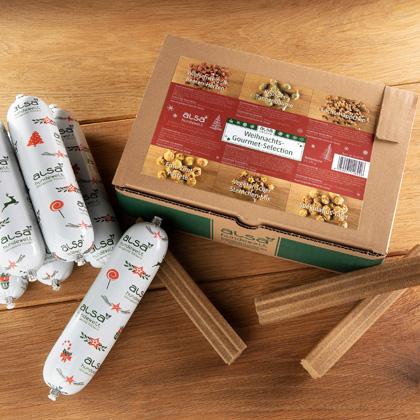 """alsa-nature Weihnachts-Schlemmerpaket """"Special Edition"""""""