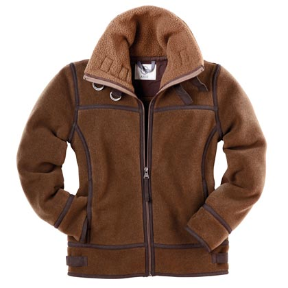 "AIGLE Fleecejacket ""Brig"", women"