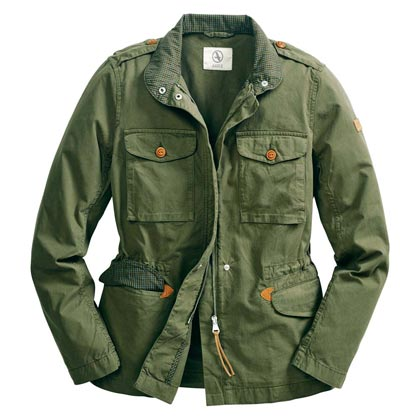 "AIGLE Safari-Jacket ""Treakland"", women"