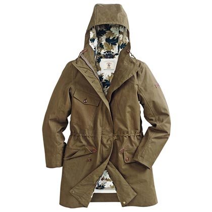 "AIGLE Parka ""Honeyrare"", women"