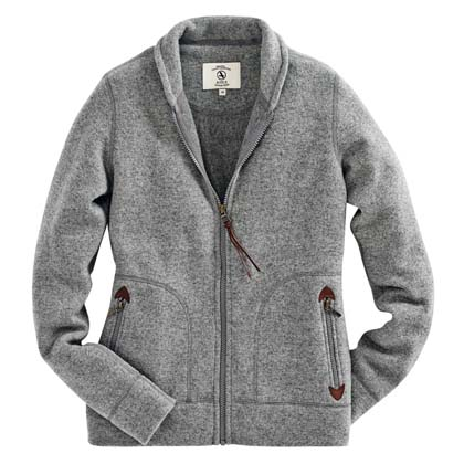 "AIGLE Fleece-Jacke ""Aurore"", women"