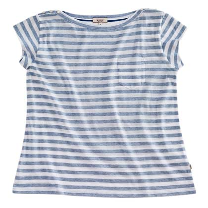 "Aigle Damen T-Shirt ""Teeblue"""