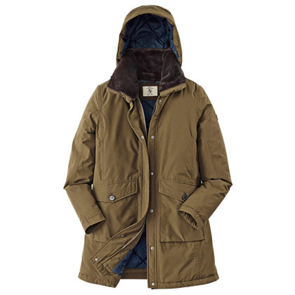 "Aigle Dames Winterparka ""Azori Long"""