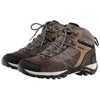"Aigle Dames Boots ""Mooven Mid W GTX"""