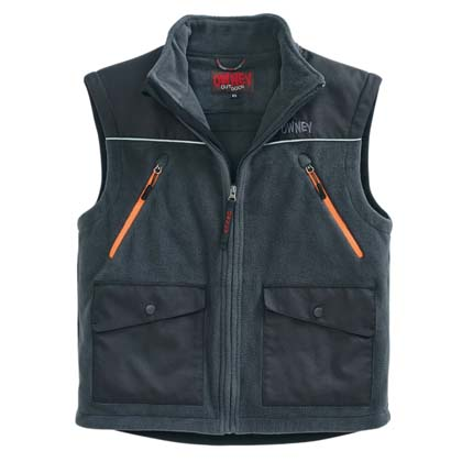 "OWNEY Fleece-vest ""Companion"""
