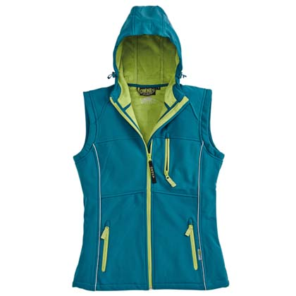 "OWNEY Dames Softshell-vest ""Nuuk"""