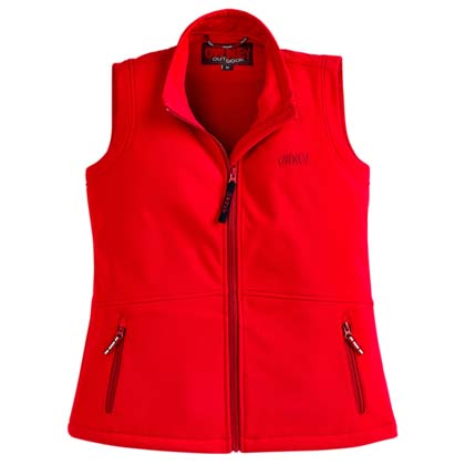 "OWNEY Dames Softshell-vest ""Basic Vest"""