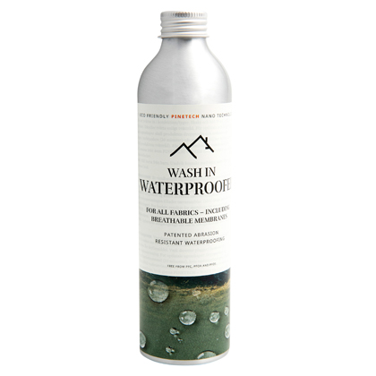"Pinetech™ Impregneermiddel ""Wash-In-Waterproofer"""