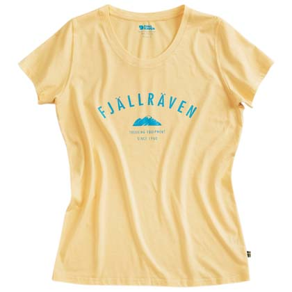 "FJÄLL RÄVEN T-Shirt ""Trekking Equipment W"", women"