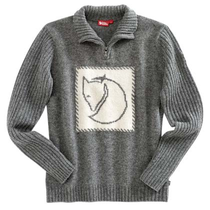 "FJÄLL RÄVEN Pullover ""Louise Sweater"", women"
