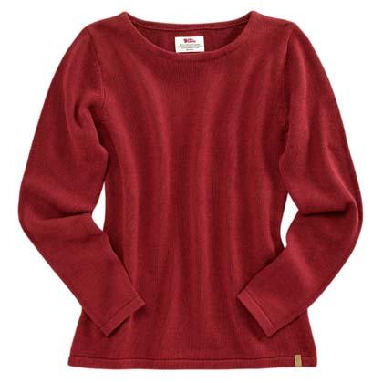 "Fjällräven Damen Pullover ""Kiruna Knit Sweater W"""