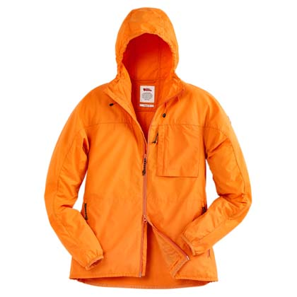 "Fjällräven Damesjas ""High Coast Wind Jacket W"""