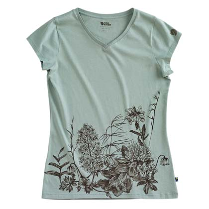"Fjällräven Damen T-Shirt ""Meadow W"""