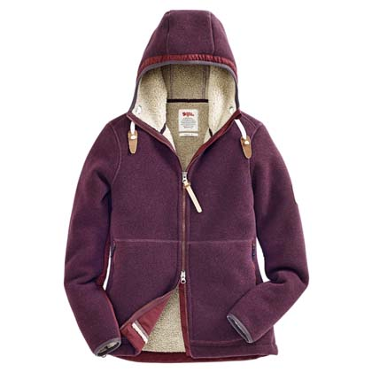 "Fjällräven Damen Fleecejacke ""Polar Expedition Fleece W"""