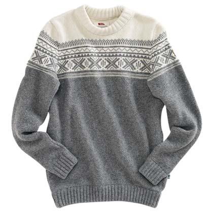 """Fjällräven Damen Pullover """"Övik Scandinavian Sweater W"""""""