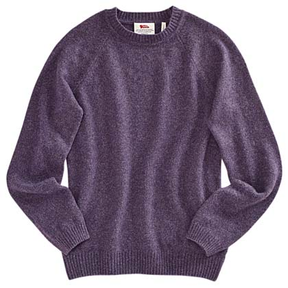 "Fjällräven Damen Pullover ""Övik Re-Wool Sweater W"""
