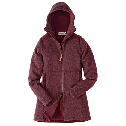 """Fjällräven Dames Fleecejack """"Övik Wool Jacket W"""""""