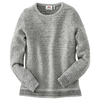 "Fjällräven Dames pullover ""Övik Structure Sweater W"""