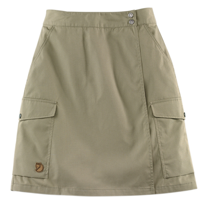 "Fjällräven Dames rok ""Övik Travel Skirt W"""