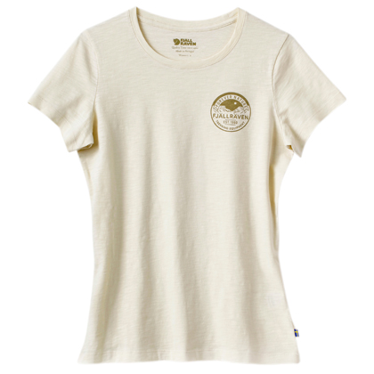 "Fjällräven Dames T-Shirt ""Forever Nature Badge T-Shirt W"""