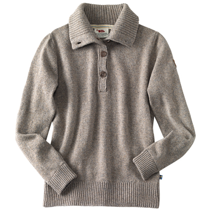 "Fjällräven Dames Trui ""Greenland Re-Wool Sweater W"""