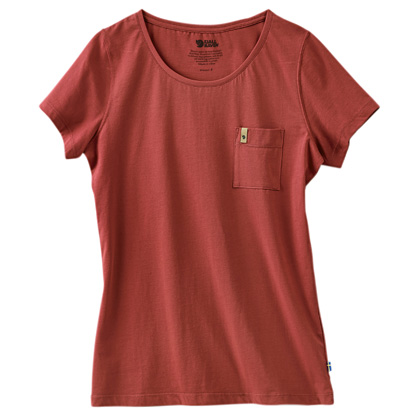 "Fjällräven Dames T-Shirt ""Övik T-Shirt W"""