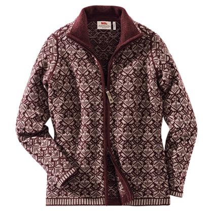 "Fjällräven Damen Strickjacke ""Snow Cardigan W"""