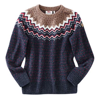 """Fjällräven Damen Pullover """"Övik Knit Sweater W"""""""