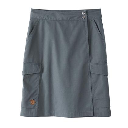 """Fjällräven Dames rok """"Övik Travel Skirt W"""""""