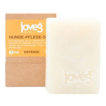 "joveg Hunde-Pflegeseife ""Defense"""