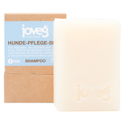"joveg Hunde-Pflegeseife ""Shampoo"""