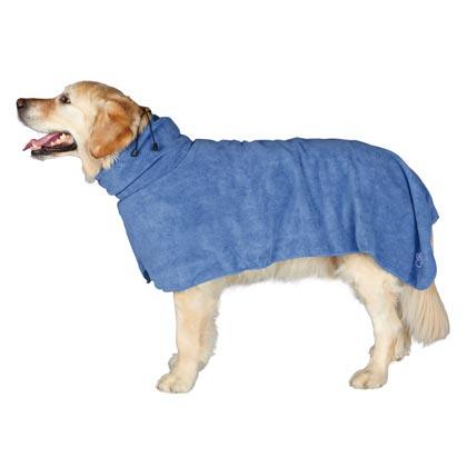 "Hunde-Bademantel ""Wellness"""