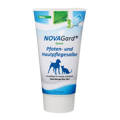 NOVAGard Green® Pfoten- & Hautpflegesalbe
