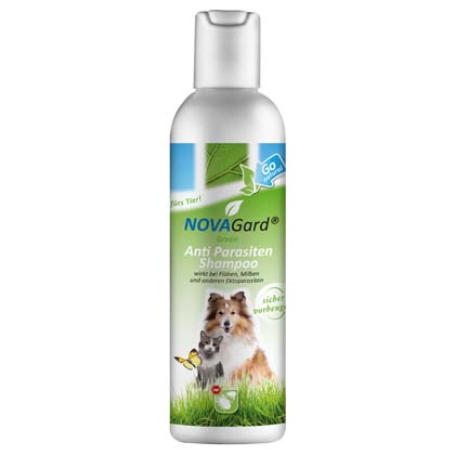 "NOVAGard Green® Shampoo ""Anti-Parasit"""