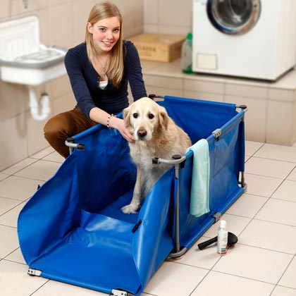 "Hundedusche ""Clean Dog"""